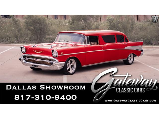 1957 Chevrolet Bel Air (CC-1458068) for sale in O'Fallon, Illinois