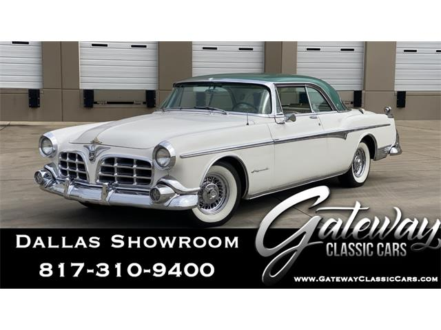 1955 Chrysler Imperial (CC-1458071) for sale in O'Fallon, Illinois