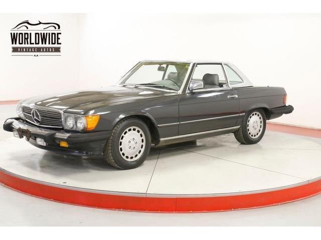 1986 Mercedes-Benz 560SL (CC-1458072) for sale in Denver , Colorado