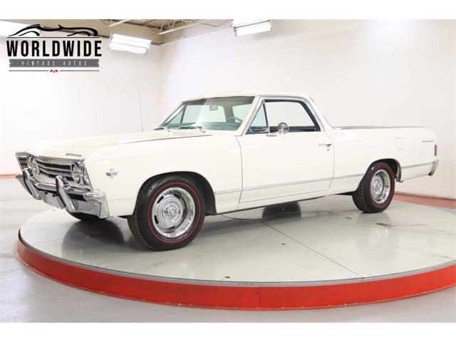 1967 Chevrolet El Camino (CC-1458074) for sale in Denver , Colorado