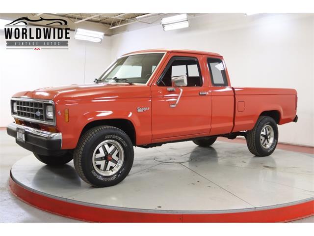 1987 Ford Ranger (CC-1458076) for sale in Denver , Colorado