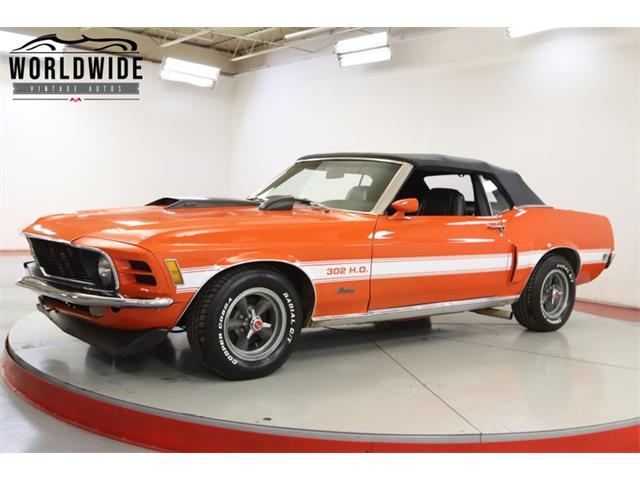 1970 Ford Mustang (CC-1458086) for sale in Denver , Colorado