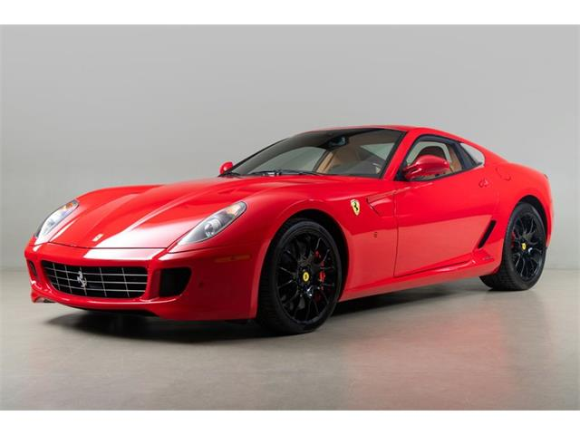 2007 Ferrari 599 (CC-1458095) for sale in Scotts Valley, California