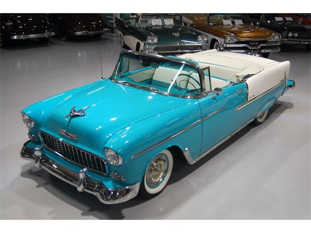 1955 Chevrolet Bel Air (CC-1458108) for sale in Rogers, Minnesota