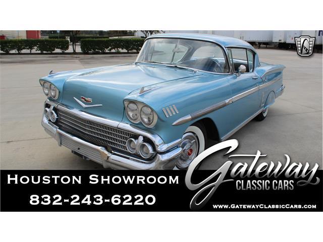 1958 Chevrolet Impala (CC-1458117) for sale in O'Fallon, Illinois