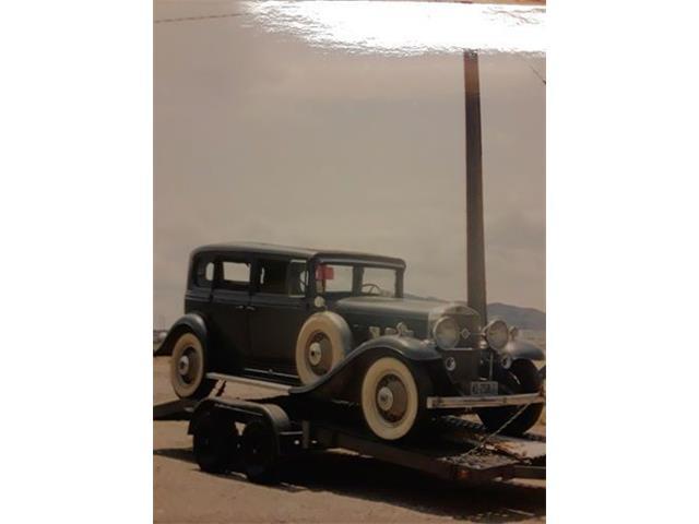 1931 Cadillac Sedan (CC-1458119) for sale in Cadillac, Michigan
