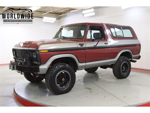 1979 Ford Bronco (CC-1458129) for sale in Denver , Colorado