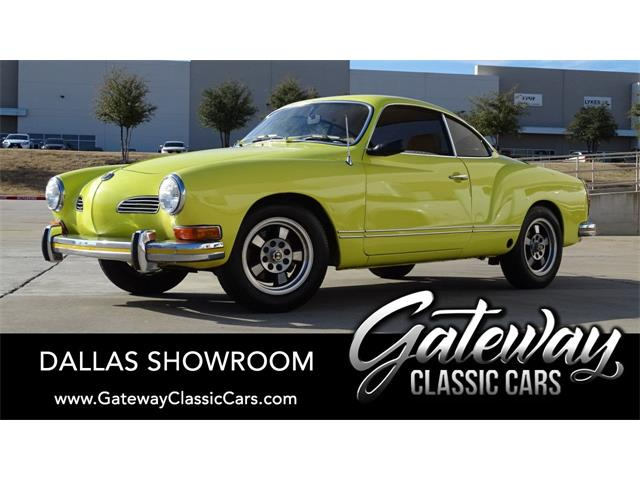 1972 Volkswagen Karmann Ghia (CC-1450813) for sale in O'Fallon, Illinois