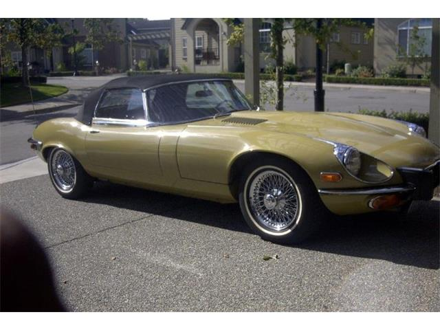 1974 Jaguar E-Type (CC-1458133) for sale in Cadillac, Michigan