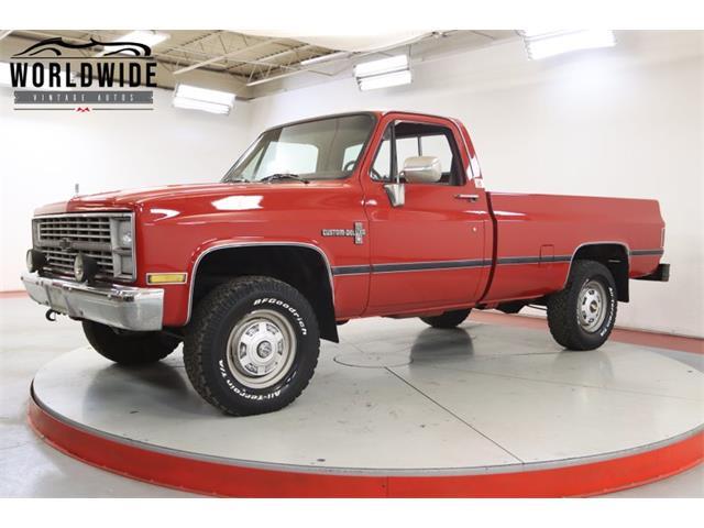 1984 Chevrolet K-20 (CC-1458134) for sale in Denver , Colorado