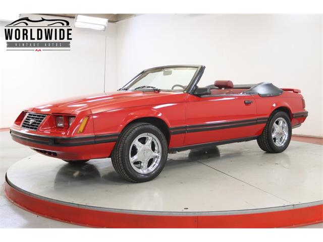 1983 Ford Mustang (CC-1458141) for sale in Denver , Colorado