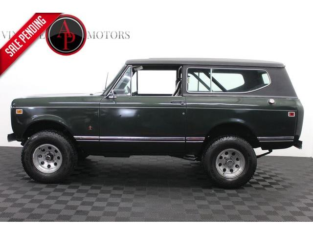 1978 International Scout (CC-1458143) for sale in Statesville, North Carolina