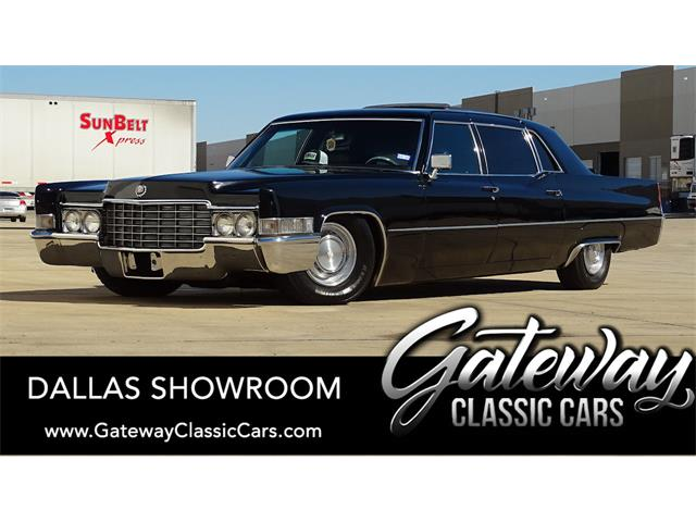 1969 Cadillac Fleetwood (CC-1450816) for sale in O'Fallon, Illinois