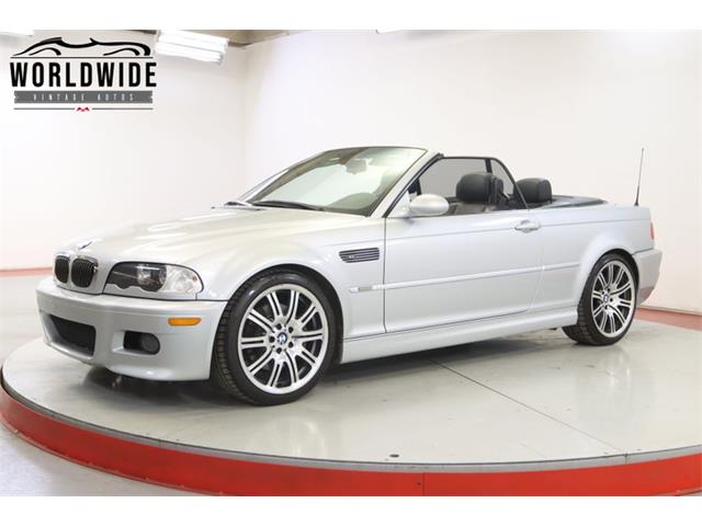 2005 BMW M3 (CC-1458164) for sale in Denver , Colorado