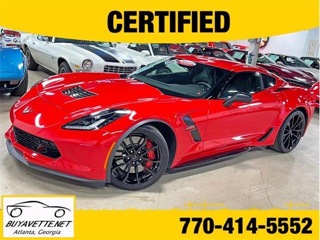 2019 Chevrolet Corvette (CC-1458167) for sale in Atlanta, Georgia