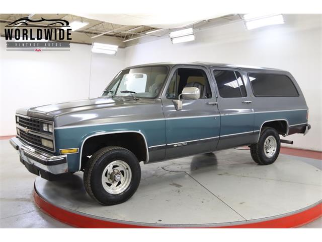 1990 Chevrolet Suburban (CC-1458180) for sale in Denver , Colorado