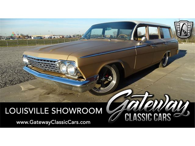 1962 Chevrolet Bel Air (CC-1458181) for sale in O'Fallon, Illinois