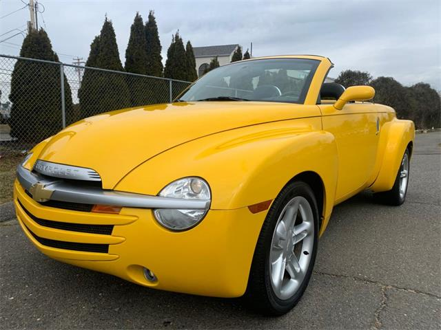 2005 Chevrolet SSR (CC-1458183) for sale in Milford City, Connecticut