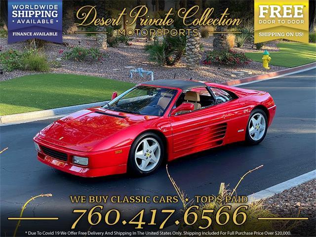 1990 Ferrari 348TS (CC-1458186) for sale in Palm Desert , California