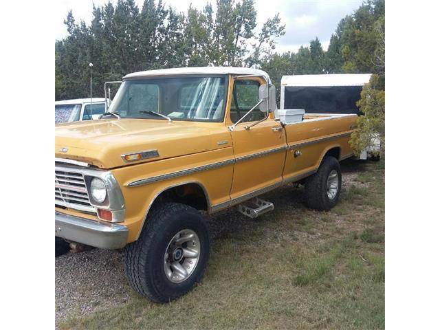 1971 Ford F100 (CC-1458196) for sale in San Luis Obispo, California