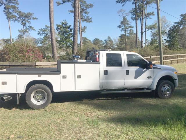 2013 Ford F550 (CC-1458224) for sale in Franklinton, Louisiana