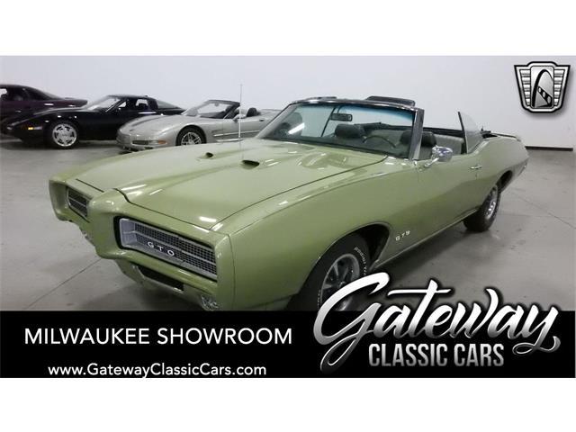 1969 Pontiac GTO (CC-1458225) for sale in O'Fallon, Illinois