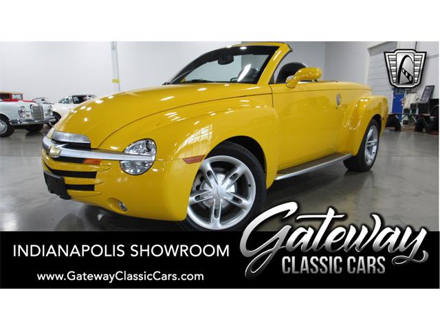 2004 Chevrolet SSR (CC-1458230) for sale in O'Fallon, Illinois
