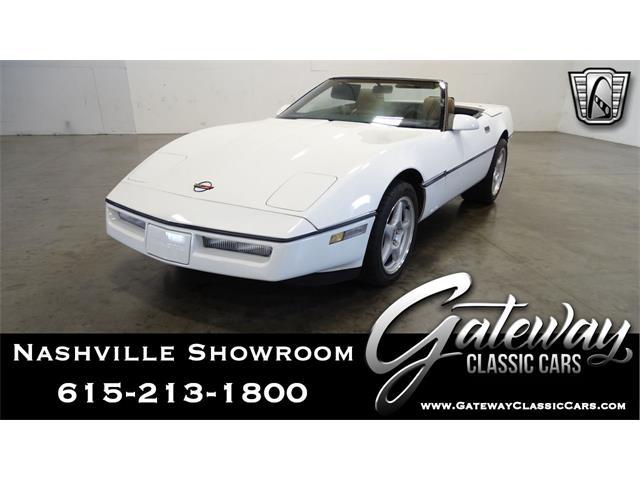 1989 Chevrolet Corvette (CC-1458238) for sale in O'Fallon, Illinois