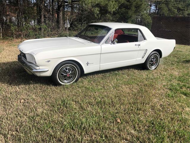 1965 Ford Mustang (CC-1458243) for sale in Morrisville, North Carolina