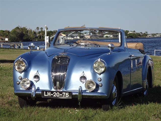 1954 Lagonda 3-Litre (CC-1458261) for sale in Naples, Florida
