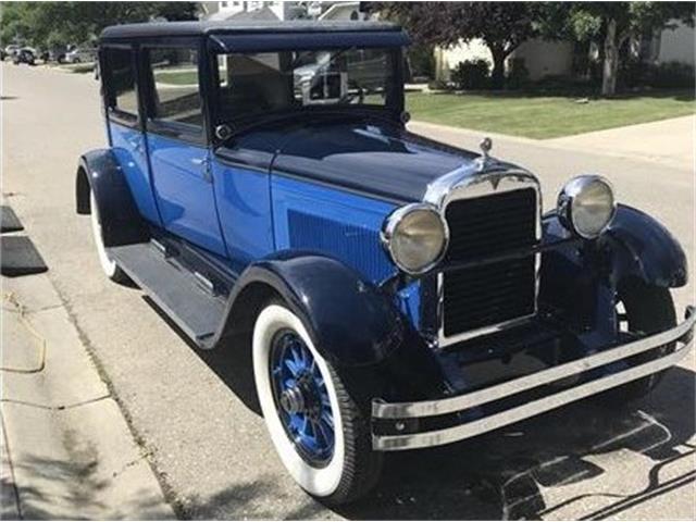 1927 Hudson Super 6 (CC-1458272) for sale in Calgary , Alberta