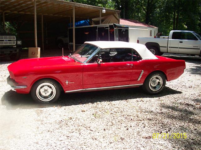 1965 Ford Mustang (CC-1458273) for sale in Scottsburg, Indiana