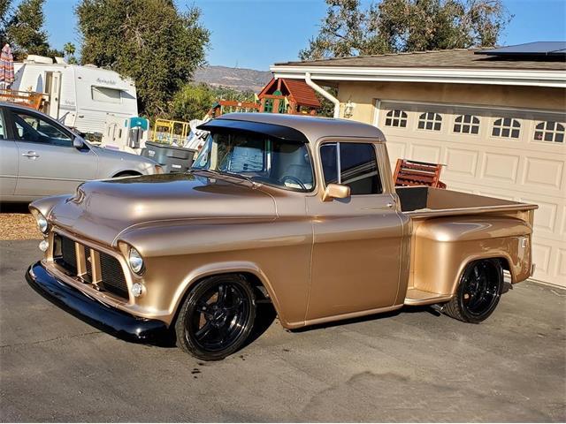 1955 Chevrolet 3100 (CC-1458274) for sale in VISTA, California