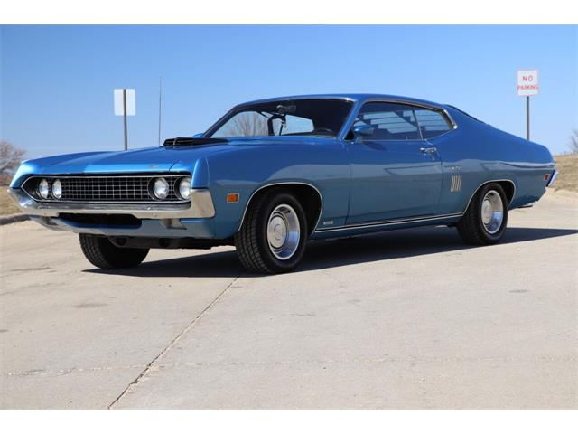 1970 Ford Torino (CC-1458291) for sale in Clarence, Iowa