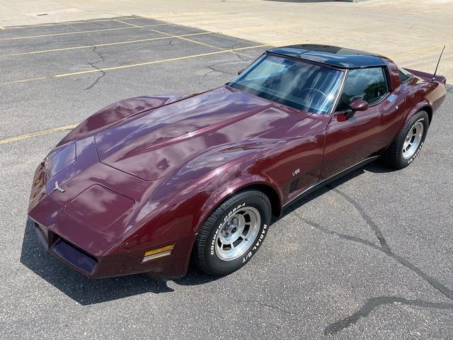 1980 Chevrolet Corvette (CC-1458301) for sale in Shelby Township, Michigan