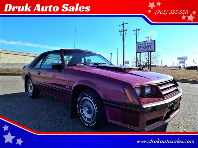 1982 Ford Mustang (CC-1458306) for sale in Ramsey, Minnesota
