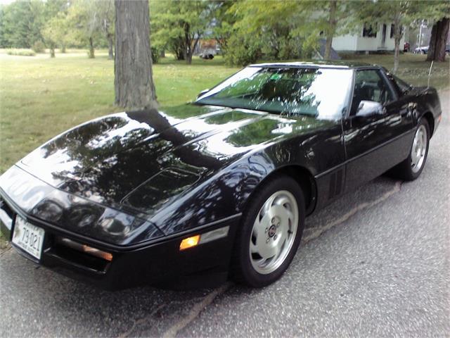 1984 Chevrolet Corvette (CC-1458309) for sale in Milton Mills, New Hampshire