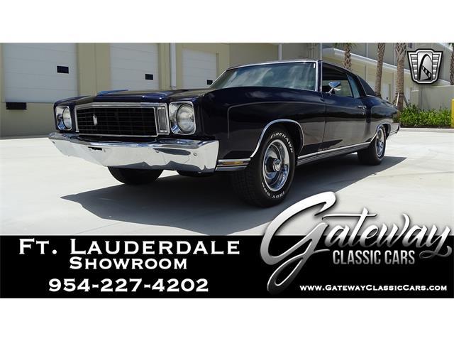 1972 Chevrolet Monte Carlo (CC-1450831) for sale in O'Fallon, Illinois