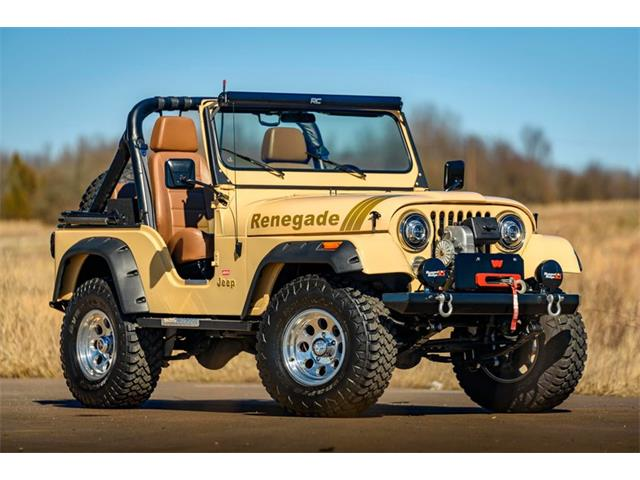 1981 Jeep CJ (CC-1458310) for sale in Collierville, Tennessee