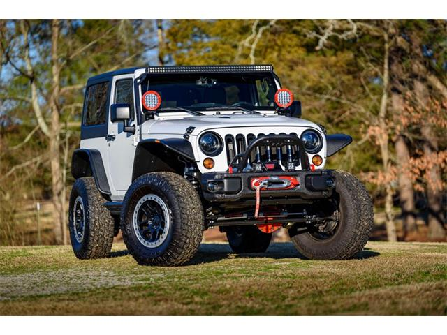 2013 Jeep Rubicon (CC-1458312) for sale in Collierville, Tennessee