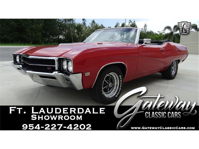 1969 Buick Gran Sport (CC-1450833) for sale in O'Fallon, Illinois