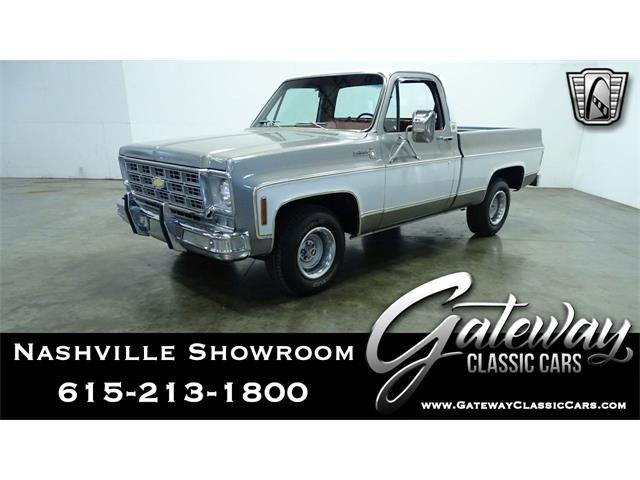 1977 Chevrolet C10 (CC-1458332) for sale in O'Fallon, Illinois