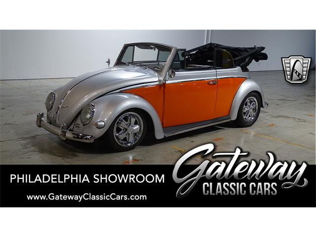 1960 Volkswagen Beetle (CC-1458341) for sale in O'Fallon, Illinois