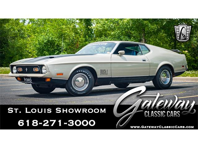 1971 Ford Mustang (CC-1458353) for sale in O'Fallon, Illinois