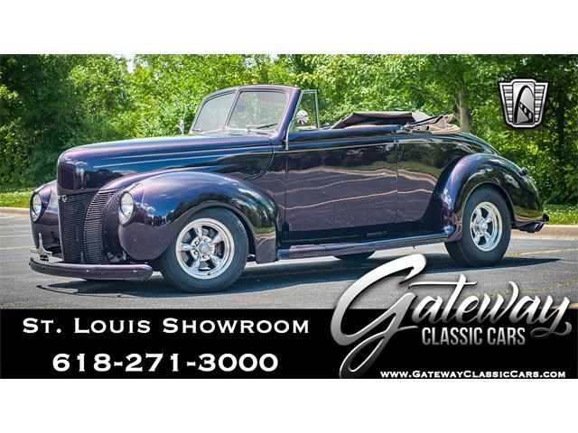 1940 Ford Deluxe (CC-1458356) for sale in O'Fallon, Illinois
