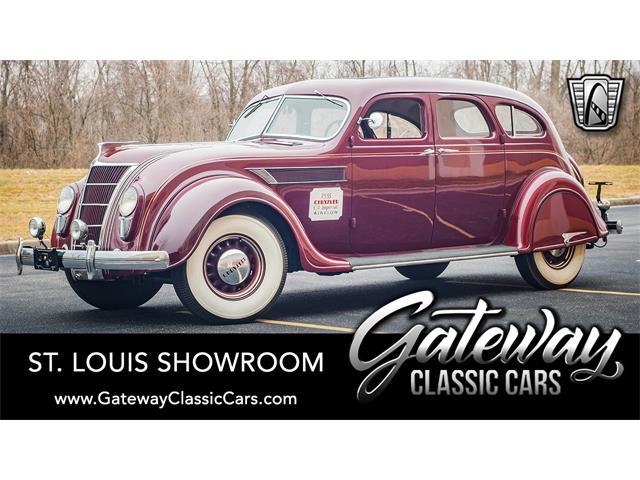 1935 Chrysler Imperial (CC-1458365) for sale in O'Fallon, Illinois