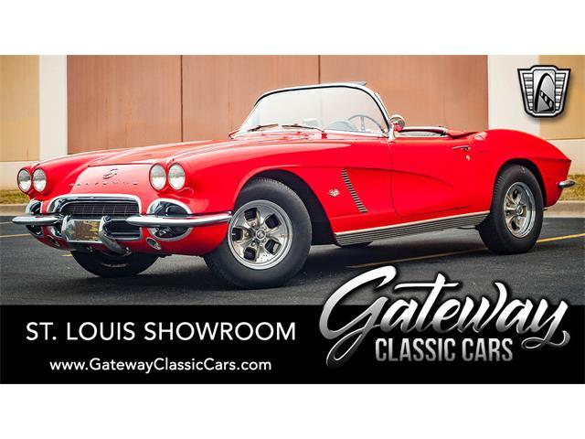 1962 Chevrolet Corvette (CC-1458383) for sale in O'Fallon, Illinois