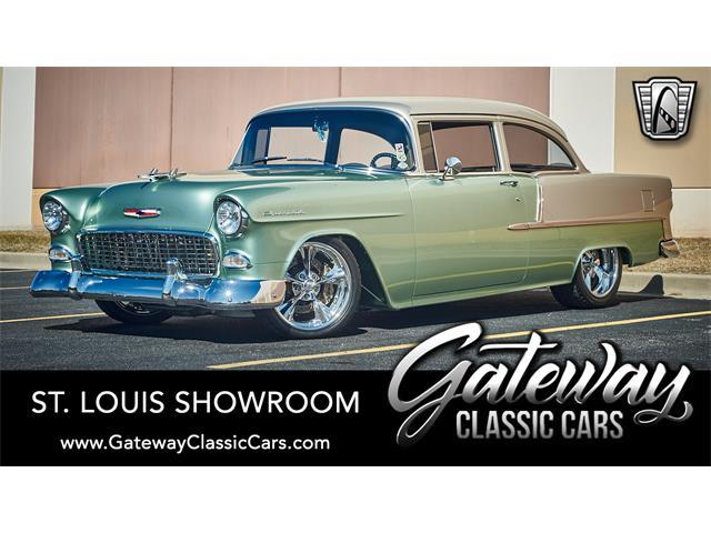 1955 Chevrolet 210 (CC-1458391) for sale in O'Fallon, Illinois