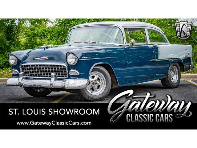 1955 Chevrolet 210 (CC-1458397) for sale in O'Fallon, Illinois