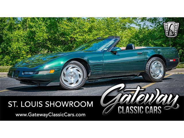 1994 Chevrolet Corvette (CC-1458402) for sale in O'Fallon, Illinois
